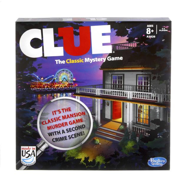 Hasbro HASBRO Clue Game 2013 Edition - HASBRO, INC.