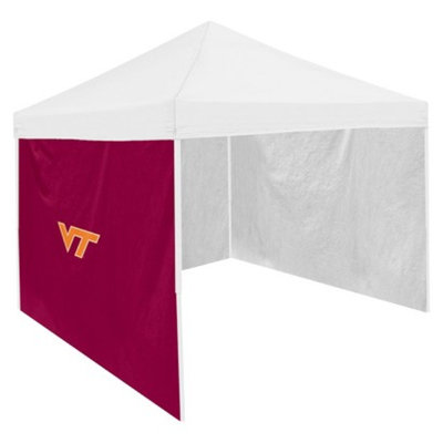 NCAA Virginia Tech Hokies Logo Side Panel - 9' x 9'