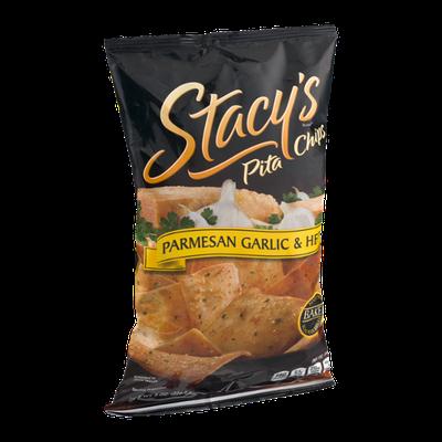 Stacy's Pita Chips Parmesan Garlic & Herb