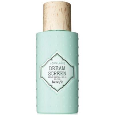 Benefit Cosmetics dream screen SPF 45 invisible silkymatte sunscreen