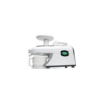 Tribest Corp GSE-5000 Greenstar Elite Jumbo Twin Gear Juicer