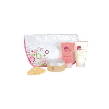 GloSpa - Petite Treats Kit - Citrus Lavender