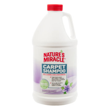 Nature's Miracle®  Stain and Odor Remover Carpet Shampoo