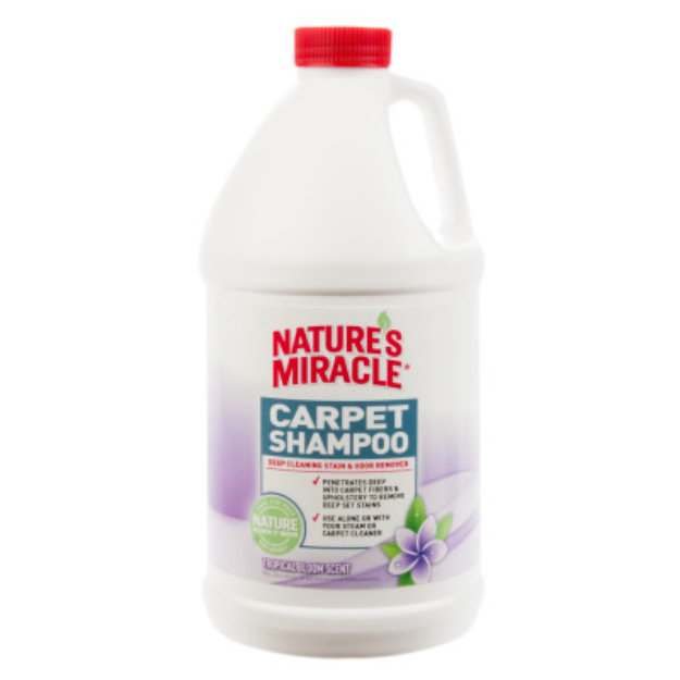 Nature S Miracle 174 Stain And Odor Remover Carpet Shampoo