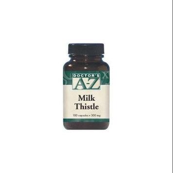 Milk Thistle (500 mg-100 capsules)