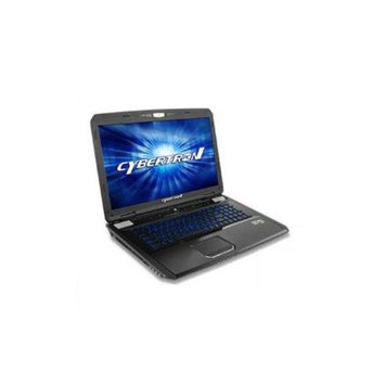 CybertronPC Titan TNB2174D Gaming Laptop - Intel Core i7 4700MQ 2.40GHz, 16GB DDR3, 120GB SSD, 1TB HDD, DVDRW, 17.3
