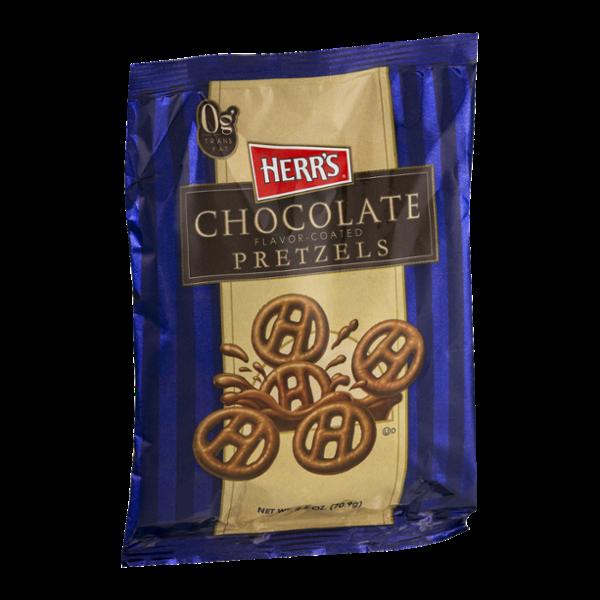 Herr's Chocolate Coated Pretzels