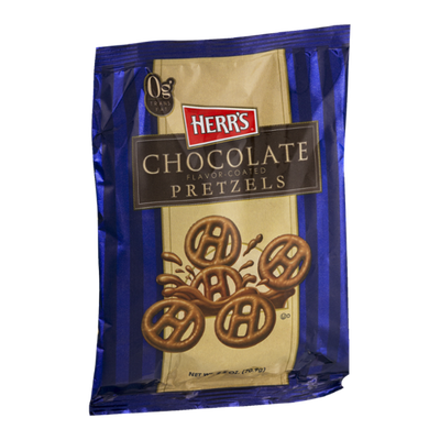 Herr's Chocolate Coated Pretzels