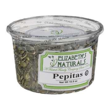 Elizabeth's Naturals Pepitas