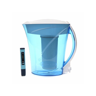 zero water 8 cup filtration pitcher with tds meter reviews. Black Bedroom Furniture Sets. Home Design Ideas
