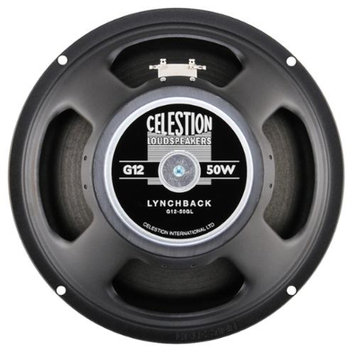Celestion G12 - 50GL Lynchback Speaker 50W, 75HZ