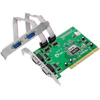 SIIG CyberSerial 4-port PCI Express Serial Adapter
