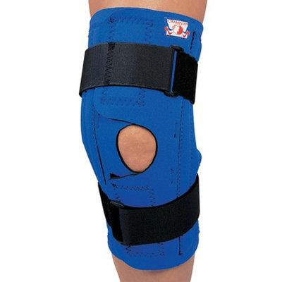 Champion Professional Neoprene Knee Stabilizer Wrap with Spiral Stays X-Small