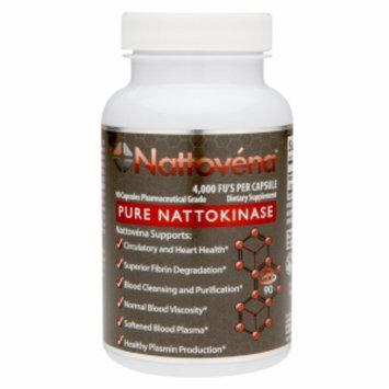 Arthur Andrew Medical Nattovena Pure Nattokinase 4,000 FU's, Capsules, 90 ea