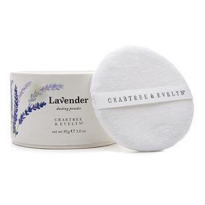 Crabtree & Evelyn Lavender Dusting Powder