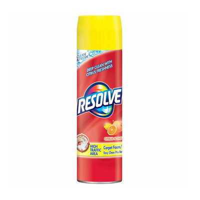 RESOLVE High Traffic Area Citrus Scent Carpet Foam