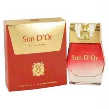 YZY Perfume 492242 Sun Dor by YZY Perfume Eau De Parfum Spray 2.7 oz