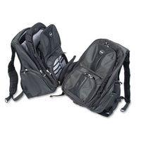 Kensington Contour Laptop Backpack, Nylon, Black