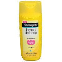 Neutrogena Beach Defense Broad Spectrum Sunscreen Lotion