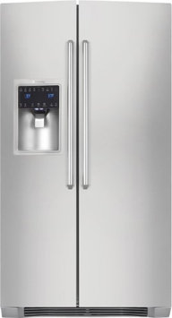Electrolux EI23CS35K Counter-Depth Side-By-Side Refrigerator with IQ-Touch Cont