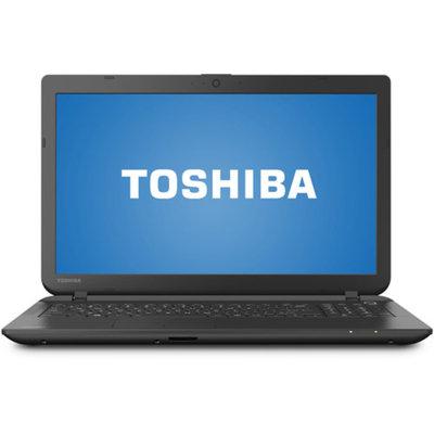 Toshiba Jet Black 15.6
