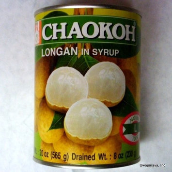 Chaokoh - Longan in Syrup (Net Wt 20 Oz)
