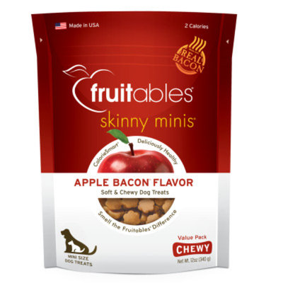 FruitablesA Skinny MinisTM Dog Treat