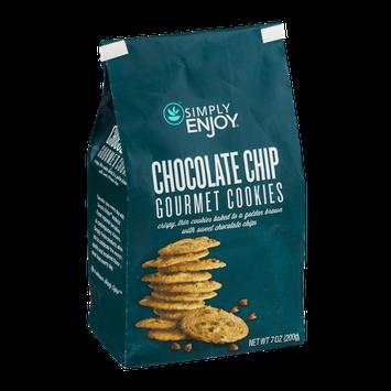 Simply Enjoy Chocolate Chip Gourmet Cookies