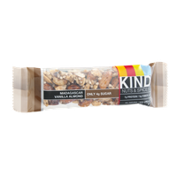 KIND  Nuts & Spices Madagascar Vanilla Almond Bar
