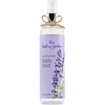 The Healing Garden White Lavender Body Mist