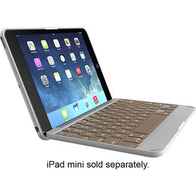 ZAGG - ZAGGfolio Keyboard Case for Apple® iPad® mini, iPad mini 2 and iPad mini 3 - Rose G