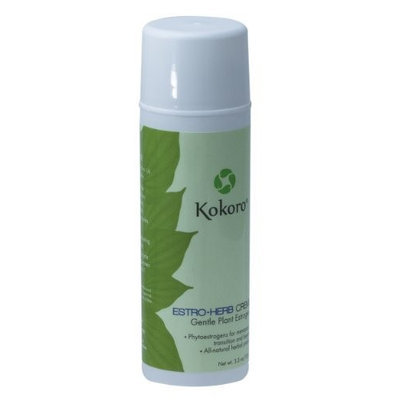 Kokoro Health Estro Herb Creme 3.3 oz - Vegan