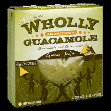 Wholly Guacamole All Natural Guaca Salsa