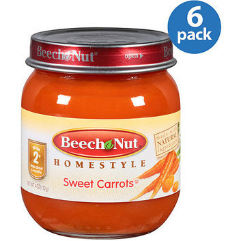 Beech-Nut Stage 2 Homestyle Sweet Carrots Baby Food