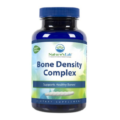Nature's Lab Bone Density Formula, Capsules