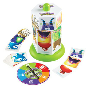 Learning Resources Twist & Match Monsters Early Learning Game