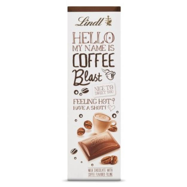 Lindt Hello Coffee Shot Bar