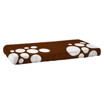 Nook Stepping Stone - Bark Fitted Crib Sheet