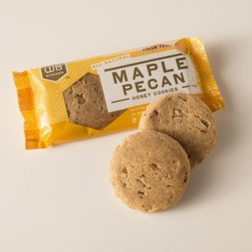 WB Kitchen Maple Pecan Ona Cookie, Paleo Friendly, Gluten Free, and Delicious! 2, 1 oz. Honey Cookies, 12 Count