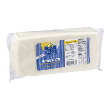 Great Lakes Cheese American White