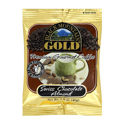 Black Mountain Gold Swiss Chocolate Almond Gourmet Coffee