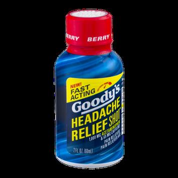 Goody's Headache Relief Shot Berry