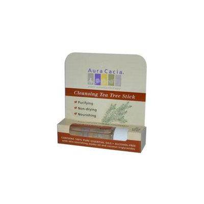 Aura Cacia Aromatherapy Roll-On StickCleansing Tea Tree