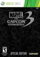 Capcom USA, Inc. Marvel vs. Capcom 3: Fate of Two Worlds Collector's Edition
