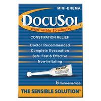 Docusol Constipation Relief
