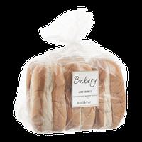 Bakery Mini Sub Rolls - 6 CT