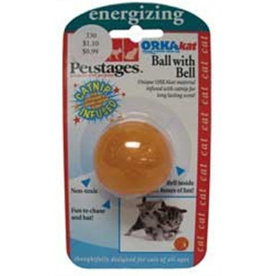 Petstages CPD00330 Catnip Infused Ball