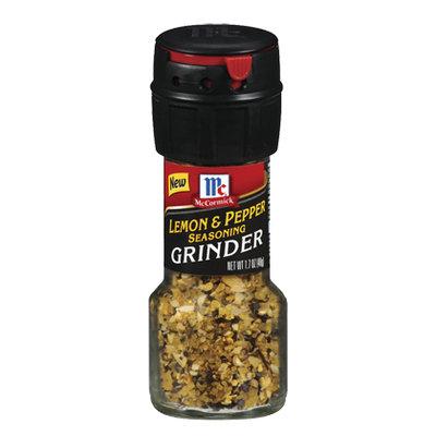 McCormick® Lemon & Pepper Seasoning Grinder