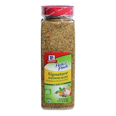 McCormick Culinary® Signature Seasoning Blend
