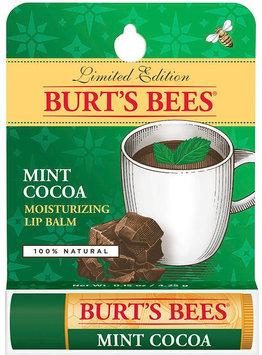 Burt's Bees Mint Cocoa Lip Balm